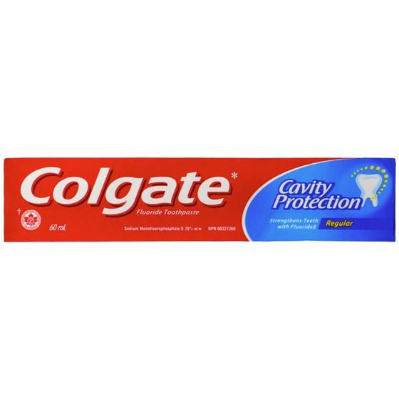 Dentifrice, avec protection contre la carie