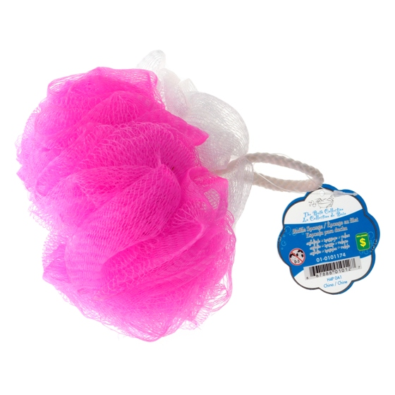 Nylon Net Sponge (Assorted colours)