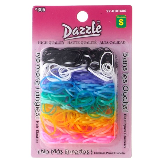 Elastics (Assorted Colours)