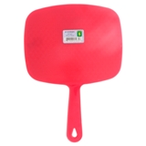 Large Rectangular Hand Mirror (Assorted Colours) - 2