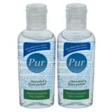 2 Bouteilles de Liquide à mains antiseptique - 2