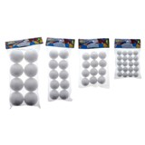 Styrofoam Balls 10PK (Assorted Sizes) - 1