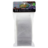 72 Resealable Craft Storage Bags - 0