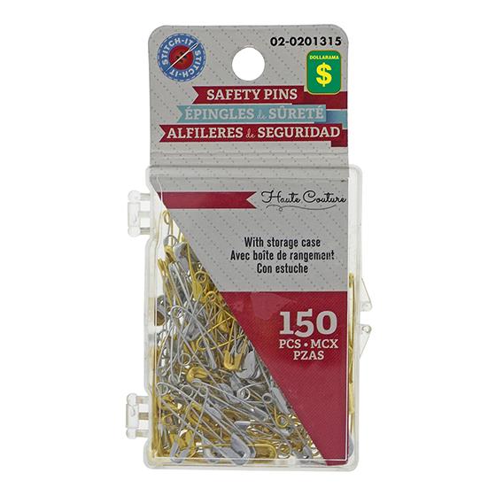 150 Pk Safety Pins