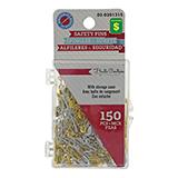 150 Pk Safety Pins - 0