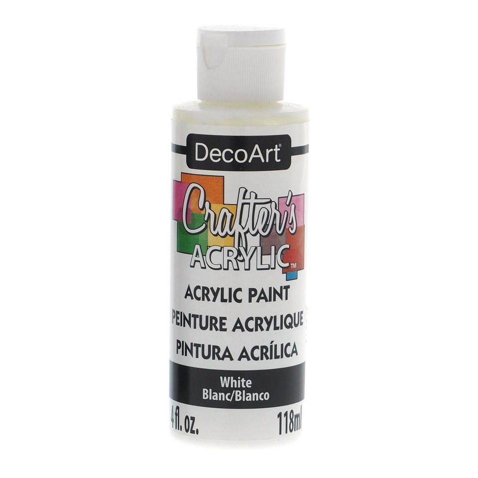 White Acrylic Paint