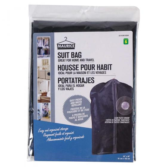 PEVA Suit Storage Bag (Assorted Colours)