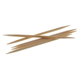 Bamboo Toothpicks with Dispensers 600PK - 1