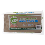 Lunch Paper Bags 30PK - 0
