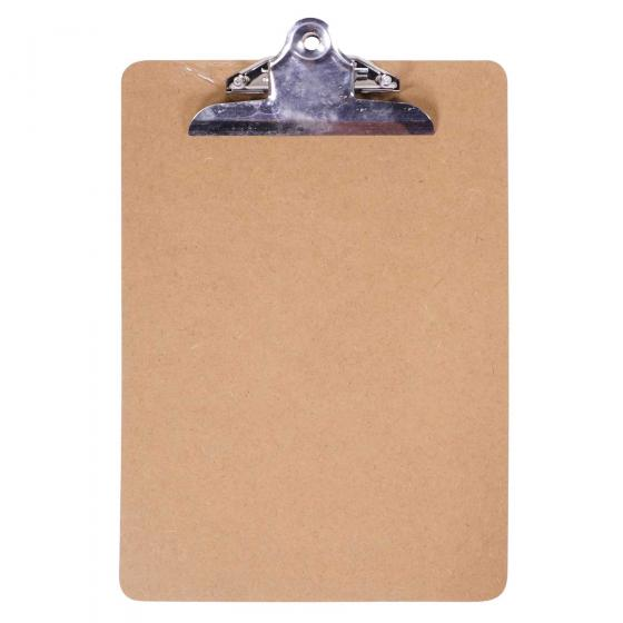 Masonite Clipboard
