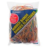 Rubber Bands (Assorted sizes and colours) - 0