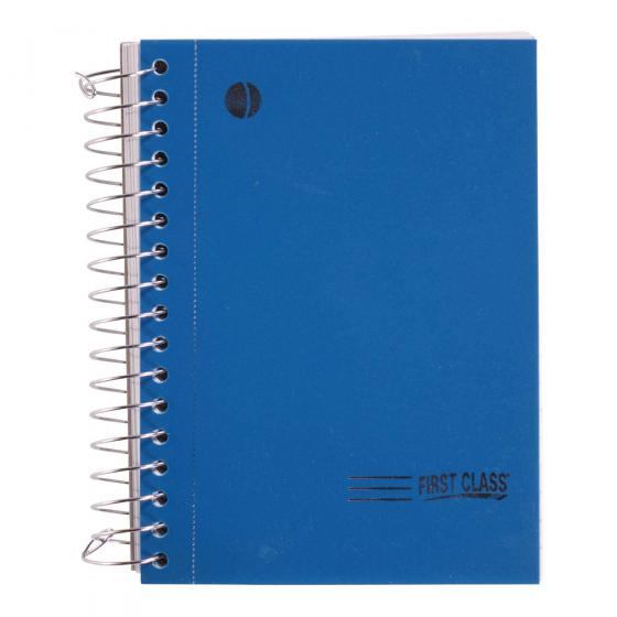 Mini Spiral Notebook (Assorted Colours)