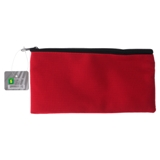 Pencil Case with Zipper (Assorted Colours) - 2