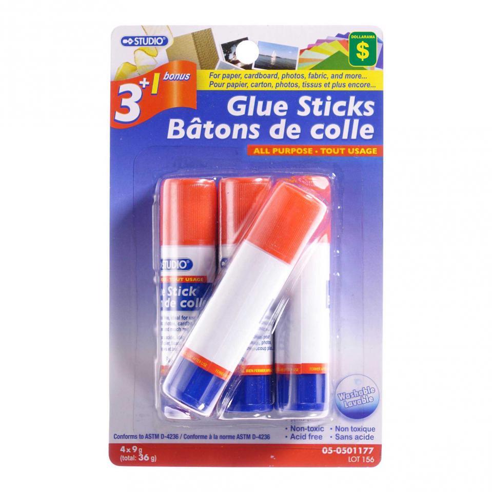 4PK Glue Sticks