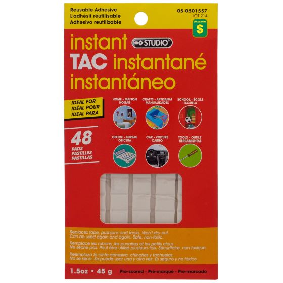 Instant Tac (Assorted Colours)