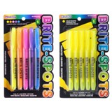 5PK Highlighters (Assorted colours) - 1