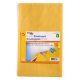 "Kraft Envelopes 5.75"" x 9.5"", 10PK - 0"