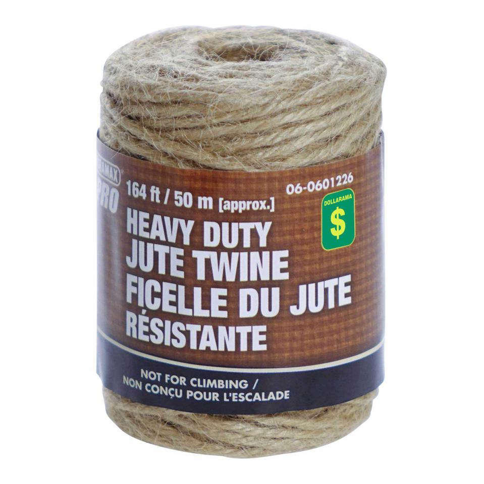 Heavy Duty Jute Twine