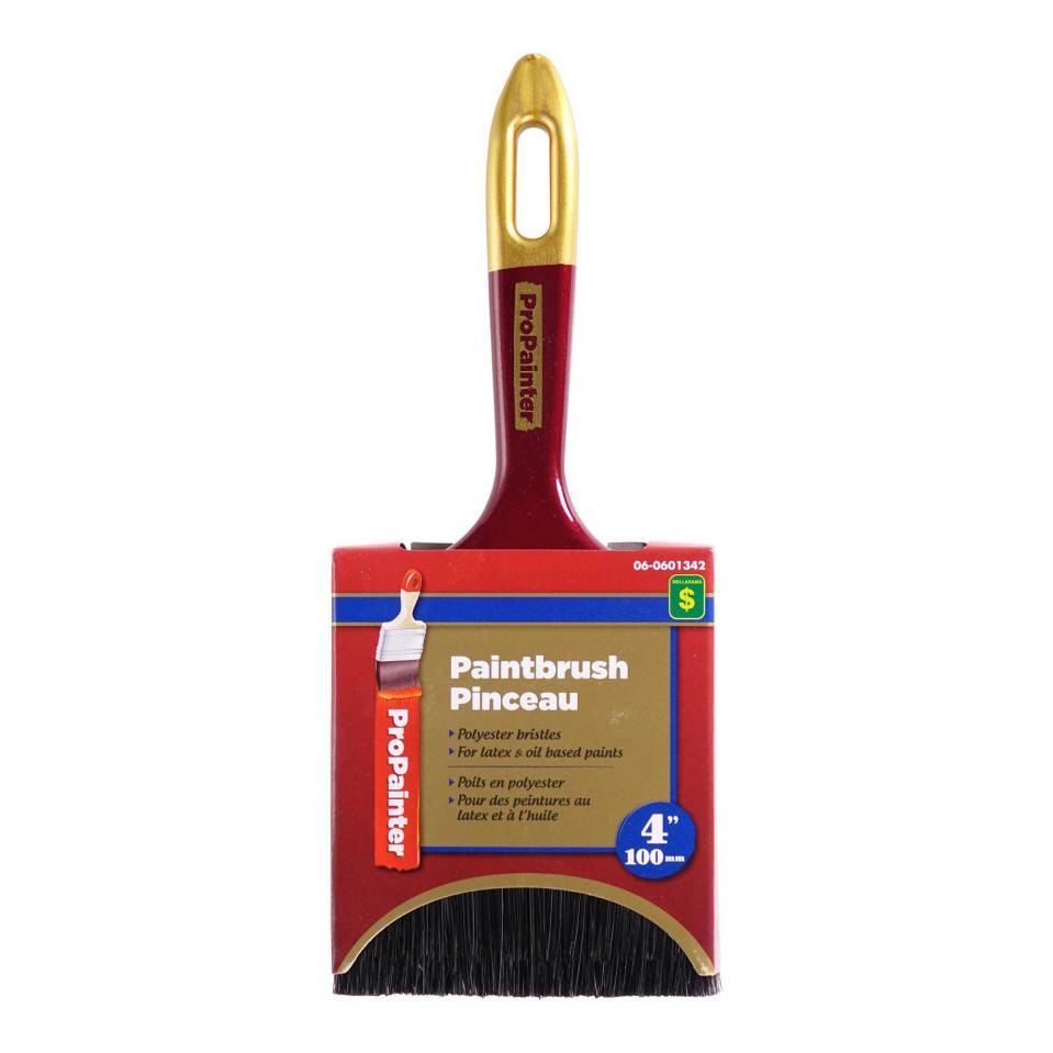 "4"" Paintbrush"