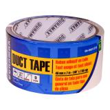 Duct Tape - White General Purpose Cloth Tape - 0