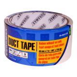 Duct Tape - Ruban adhésif en toile blanc - 0