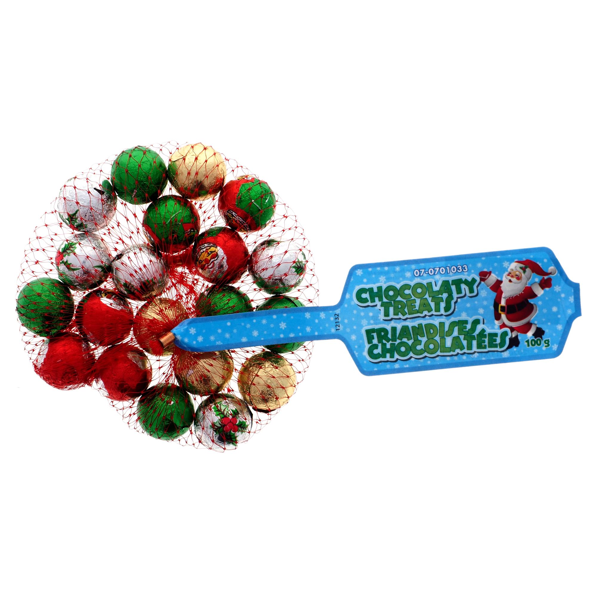 Chocolaty Balls in Net Bag