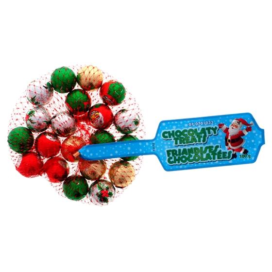 Chocolaty Balls