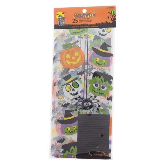 Paquet de 25 sacs à bonbons