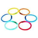 6PK Glow Bracelets (Assorted colours) - 2