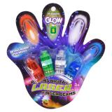 4PK Laser Finger Beams (Assorted Colours) - 0