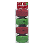 4 Roll Curling Ribbon Assorted - 0