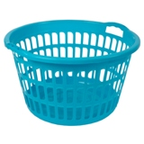 Plastic Laudry Basket (Assorted colours) - 0