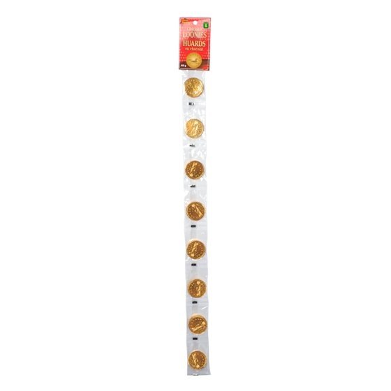 Chocolate Loonies 8PK