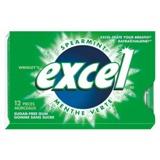 12 Gommes à la menthe verte Excel - 0