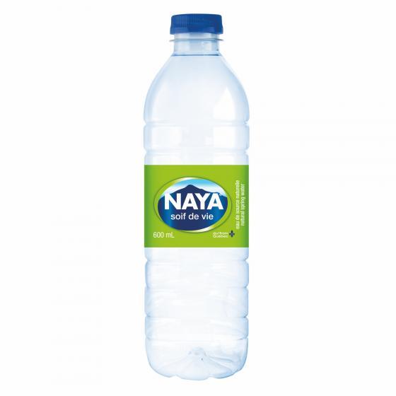 600mL Spring Water