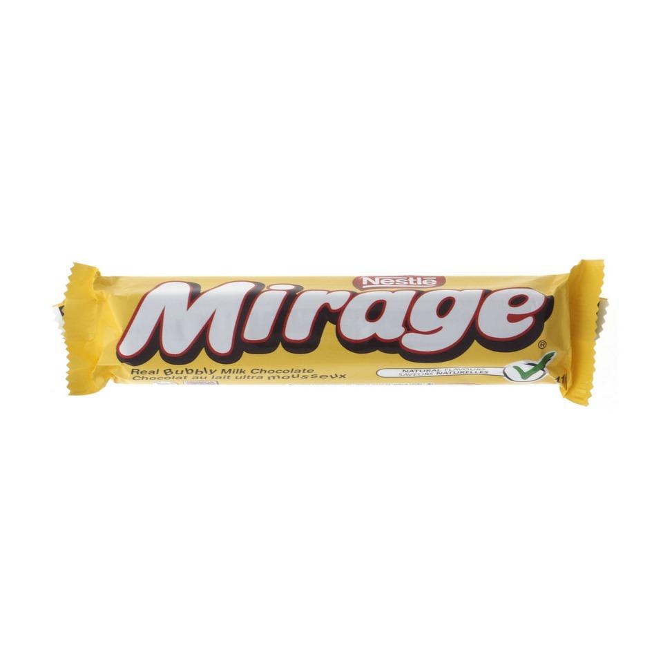 Mirage Milk Chocolate Bar