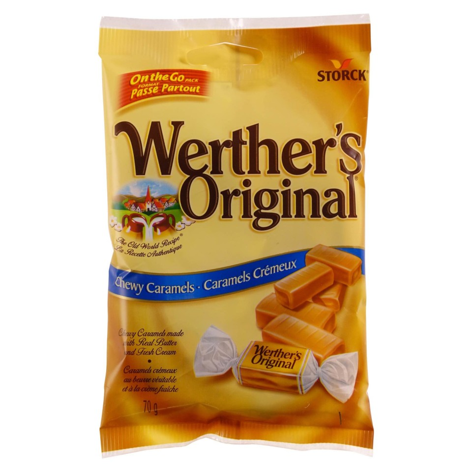 Caramels crémeux Werther's Original