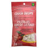 Cherry Cough Drops 25PK - 0