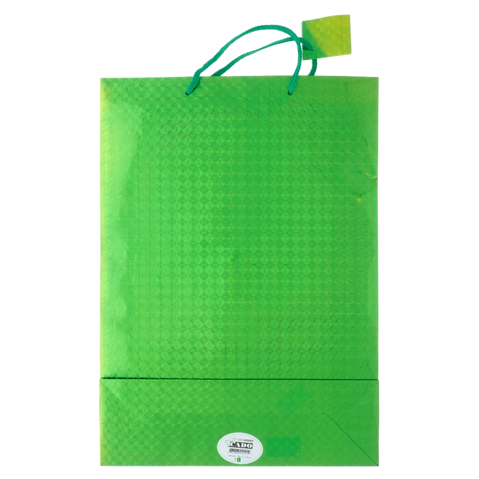 Jumbo Laser Gift Bag (Assorted Colours and Design)