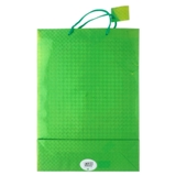 Jumbo Laser Gift Bag (Assorted Colours and Design) - 0