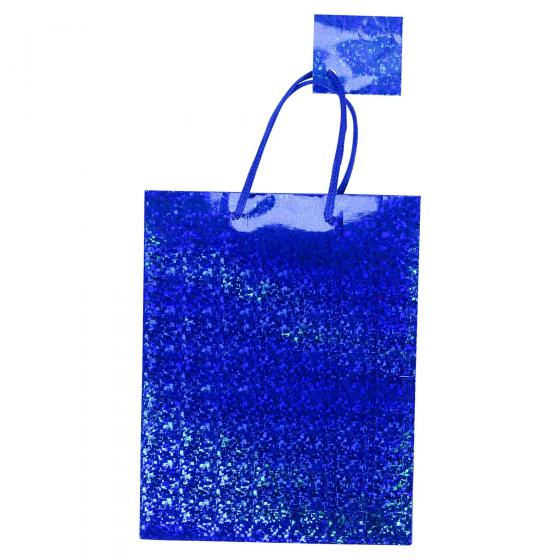 Medium size Laser Gift Bag (Assorted colours and design)