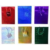 Medium size Laser Gift Bag (Assorted Colours and Design) - 1