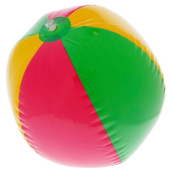 Ballon gonflable de plage