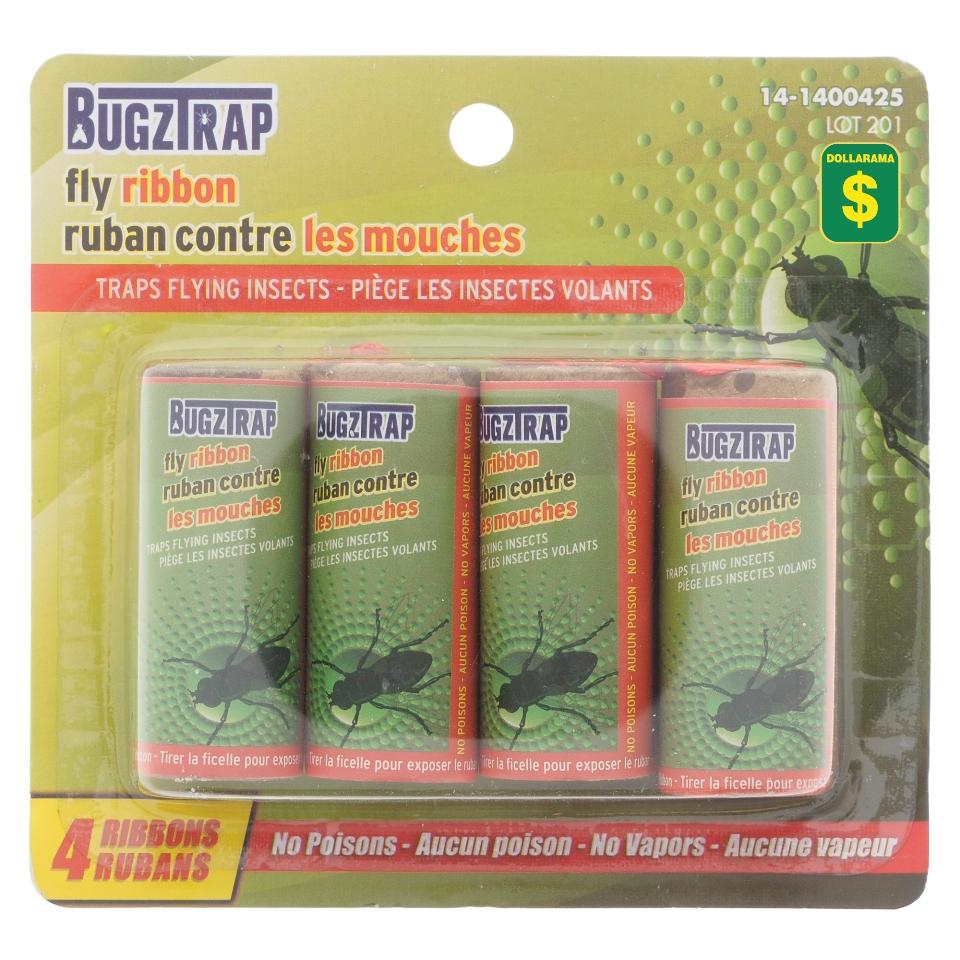 Ruban contre les mouches