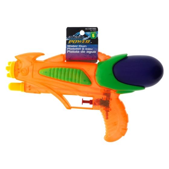 Fusil à l'eau opaque avec réservoir