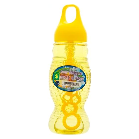 Soap Bubble Bottle with Bubble Wand