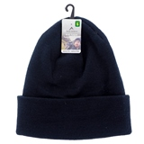 Men's Acrylic Tuques with Cuff - 0