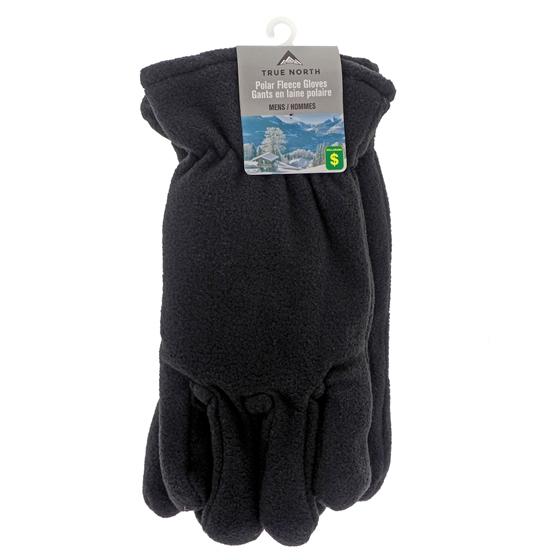 Men's Polar Fleece Gloves