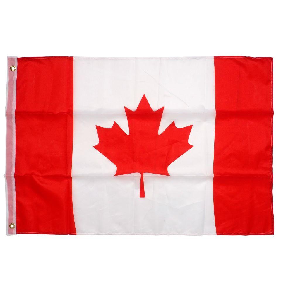 "Drapeau du Canada 24 x 36"""