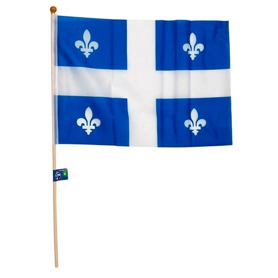 Quebec Souvenir Flag